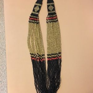 """Accessories - 32"""" beaded necklace"""